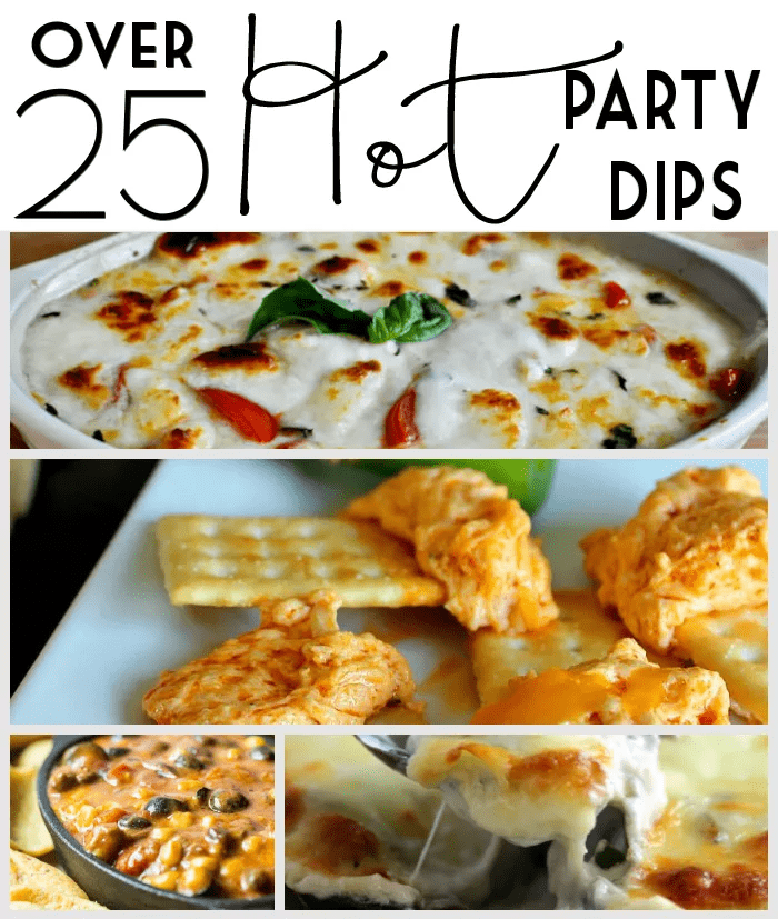 Hot Party Dips