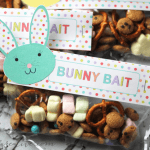 Bunny Bait Snack Mix + Free Treat Bag Topper