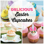 Delicious Easter Cupcakes