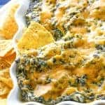 Spinach Ranch Dip