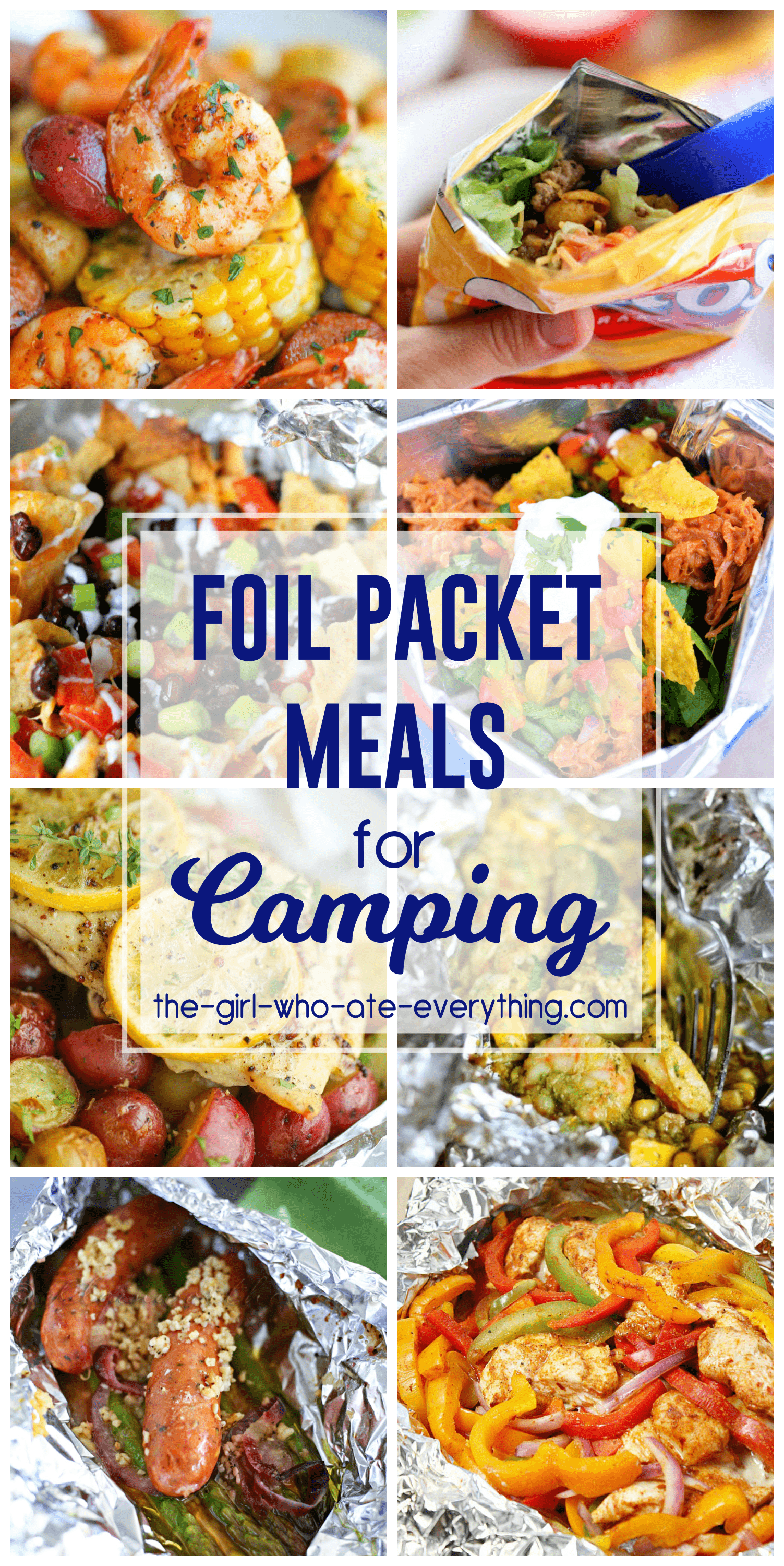 foil packet meals for camping. Black Bedroom Furniture Sets. Home Design Ideas