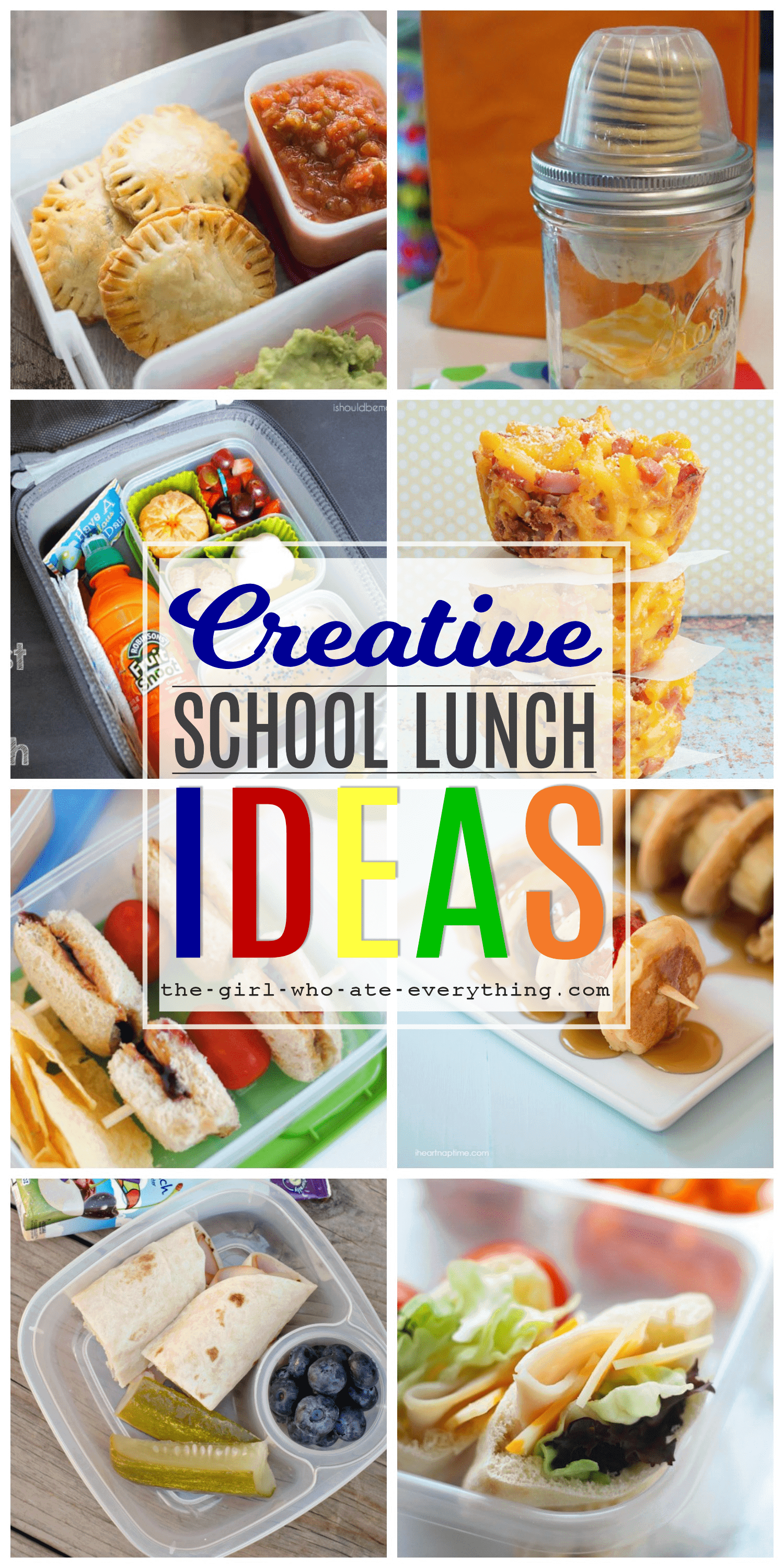 Creative School Lunch Ideas That Think Outside The Box
