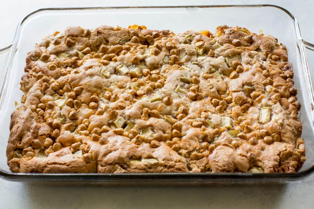 pair well just like in this Butterscotch Apple Pecan Cobbler