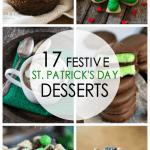 17 St. Patrick's Day Desserts