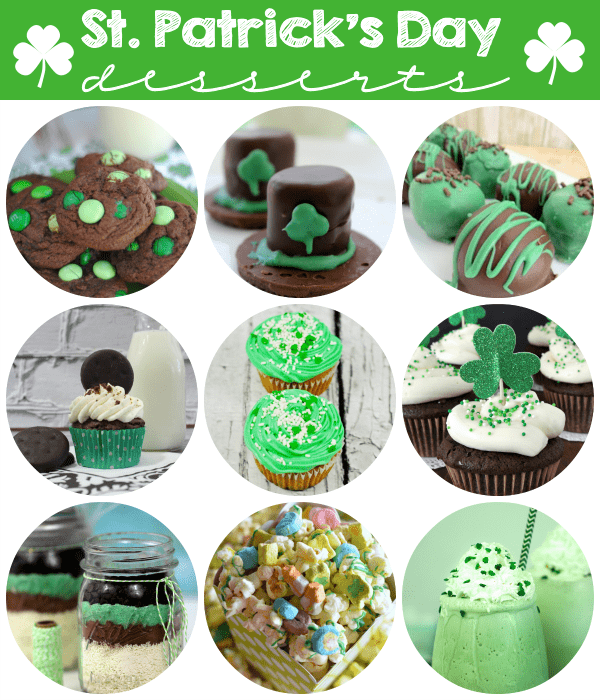 St.-Patricks-Day-Desserts-the girl creative
