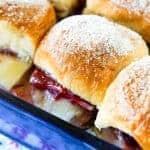 Monte Crísto Sandwiches
