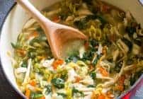 Healthy Vegetable Chicken Soup
