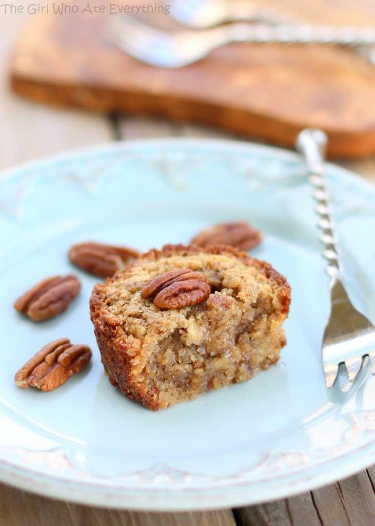 pecan-pie-muffins-bite