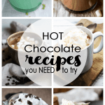 25 Hot Chocolate Recipes You Need to Try This Winter