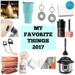 My Favorite Things 2017