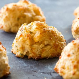 Easy Cheese Biscuit