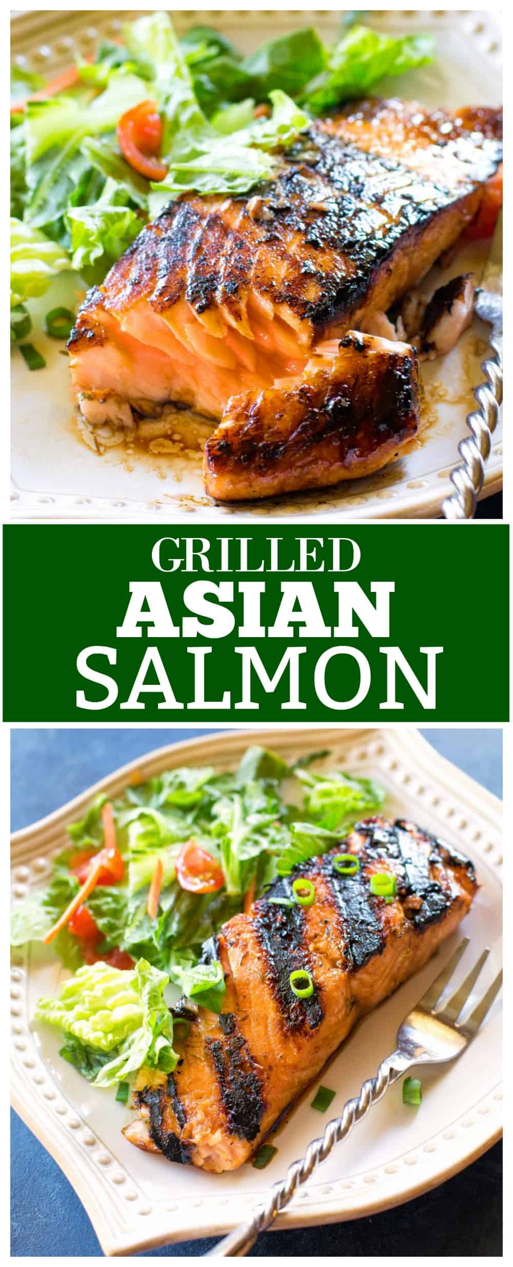 grilled asian salmon