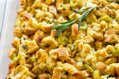 Thanksgiving Classic Stuffing Recipe