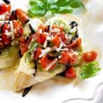 Pesto Bruschetta Chicken