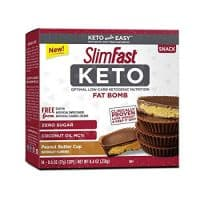 SlimFast Keto Fat Bomb Snacks