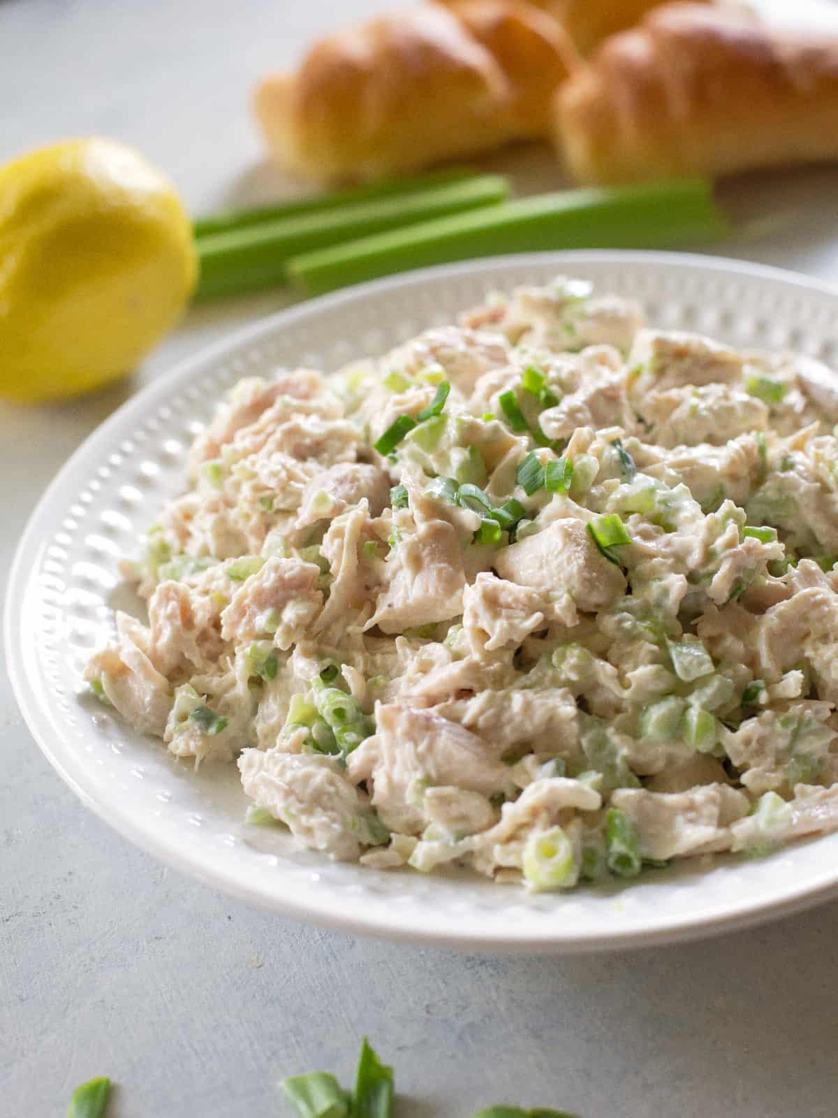 Chicken Salad Recipe The Girl Who Ate Everything