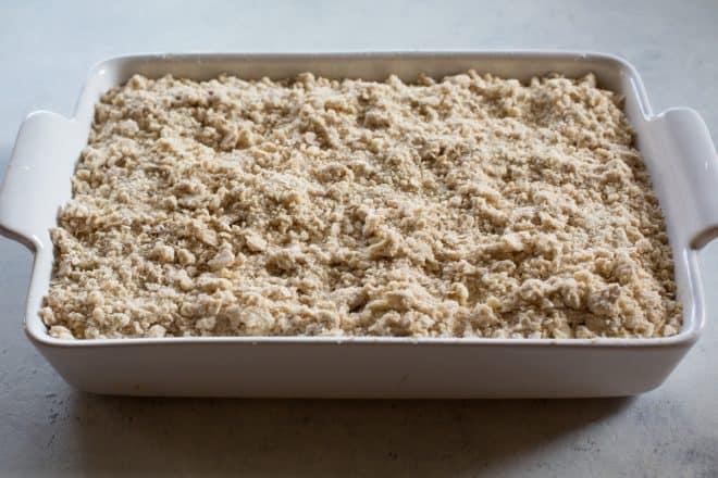crumb mixture