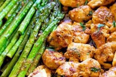 One-Pan Garlic Butter Chicken