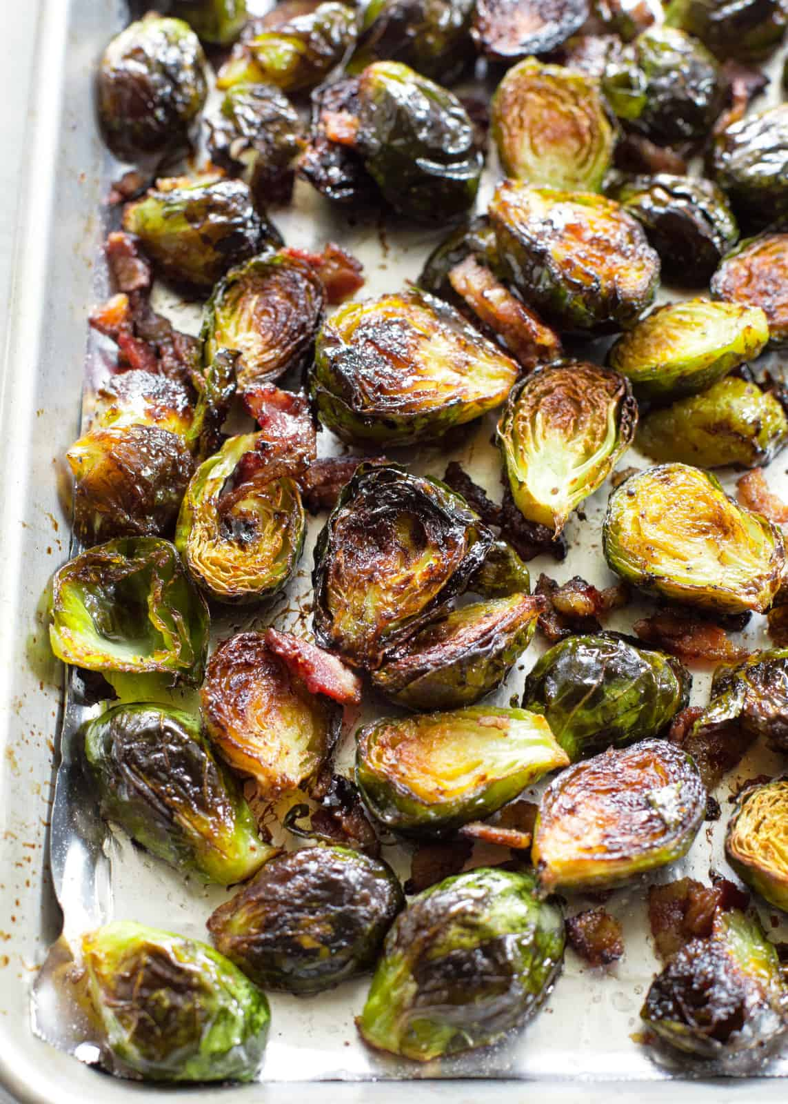 Brussels Sprouts With Bacon The Girl Who Ate Everything