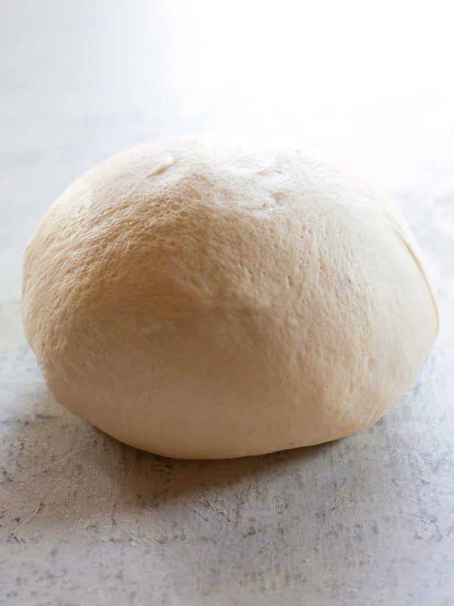 ball of dough