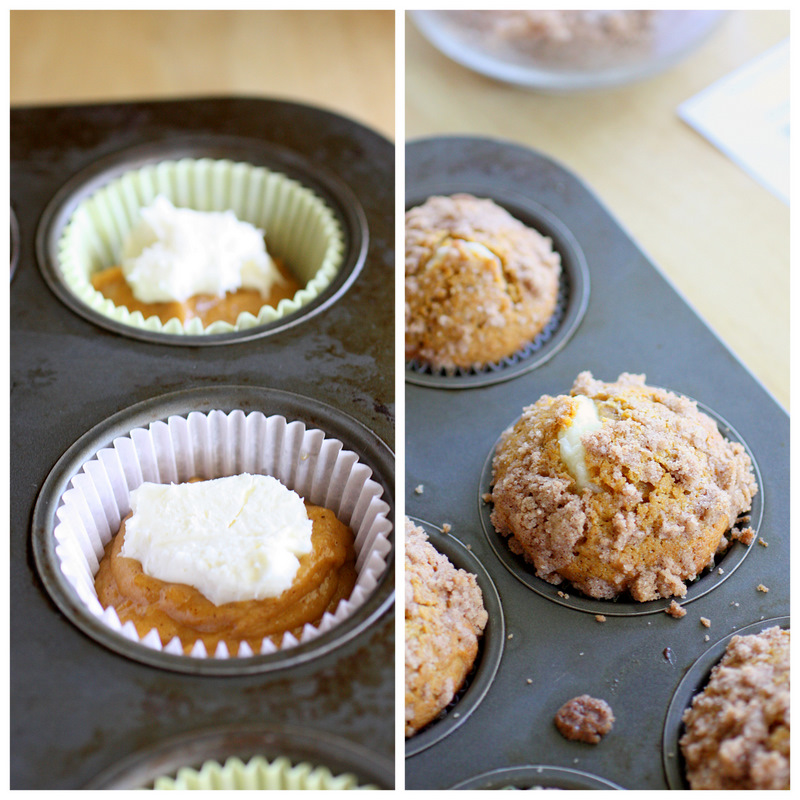 Pumpkin Cream Cheese Muffins - hands down one of my favorite muffins ...