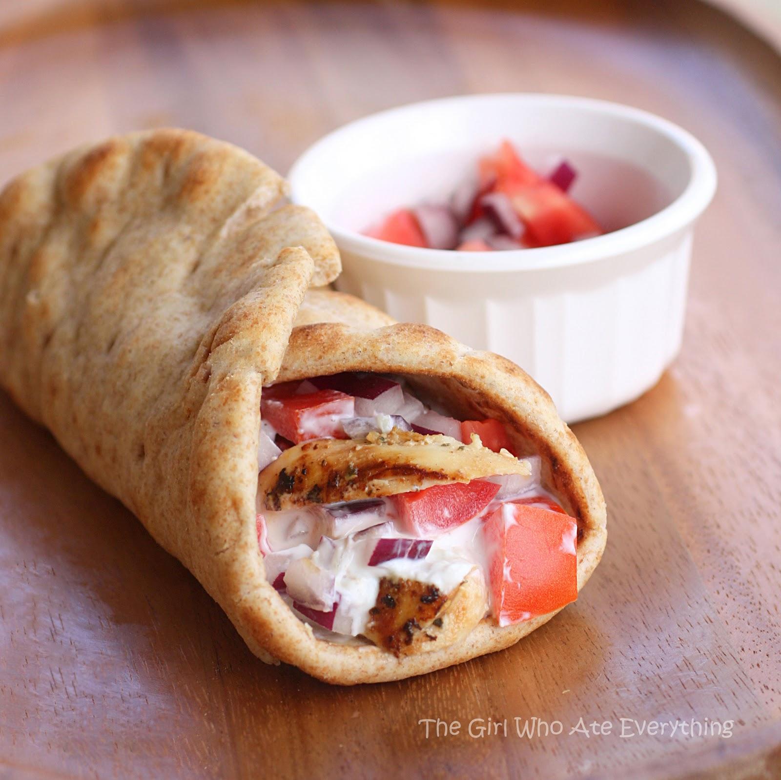 Gyros Greek Food Recipe