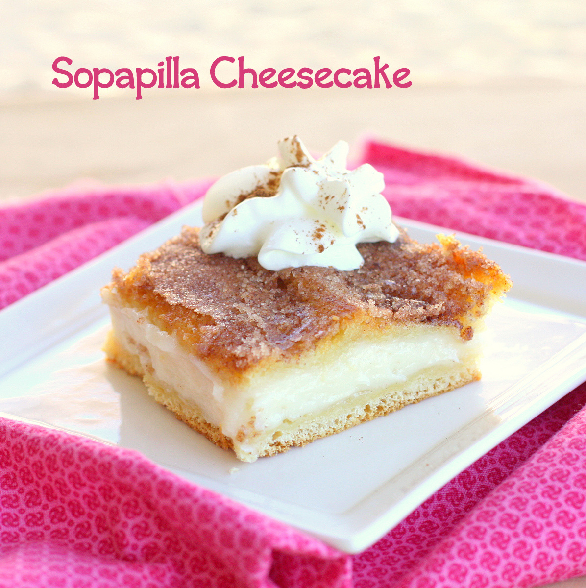 Sopapilla Cheesecake The Girl Who Ate Everything