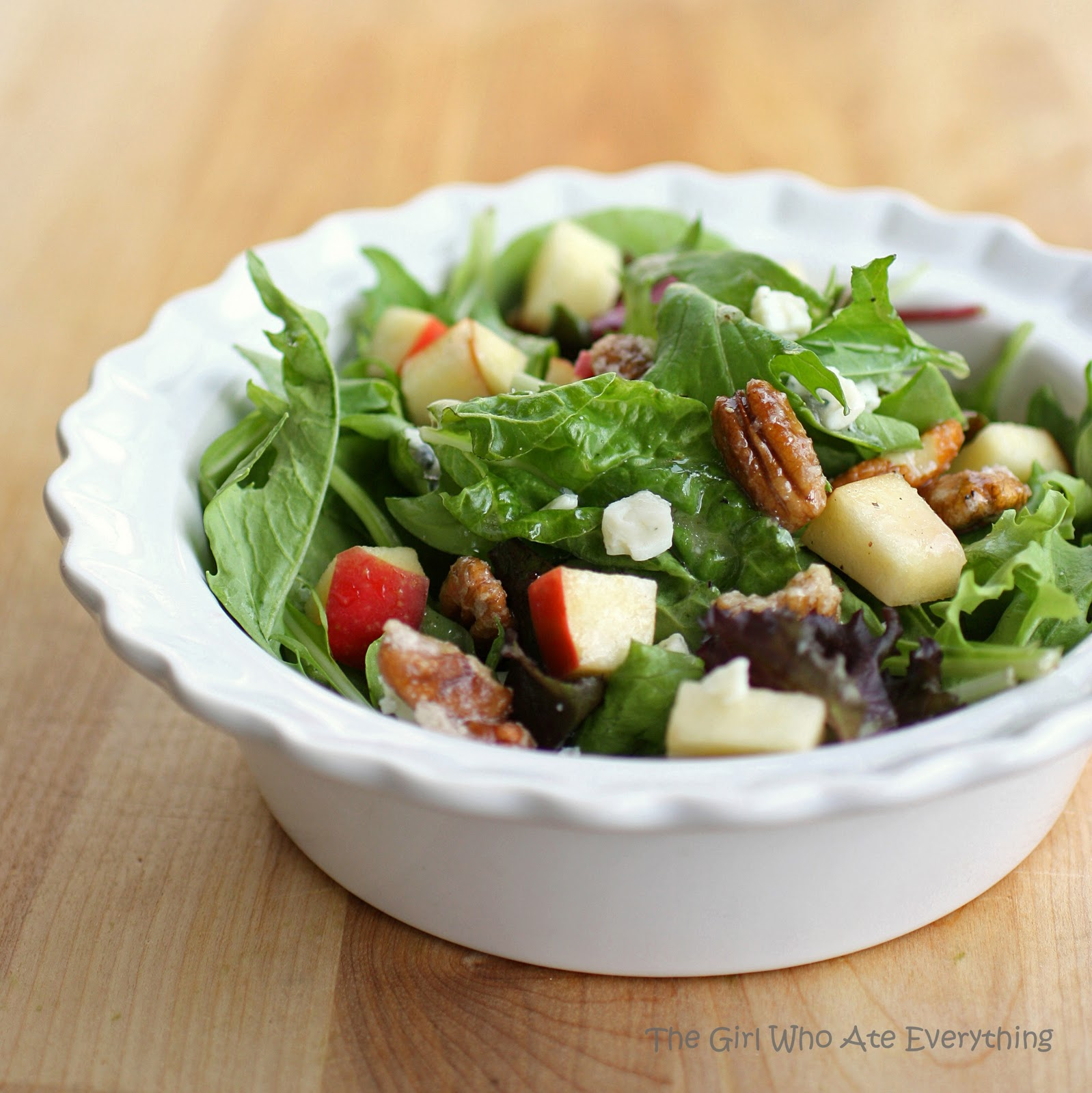 everything about salads With a large selection of salads to choose from, including a kale caesar salad, asian sensation, and the california salads, portions leaves everyone satisfied the menu is seems suitable for everyone's individual liking and dietary needs.