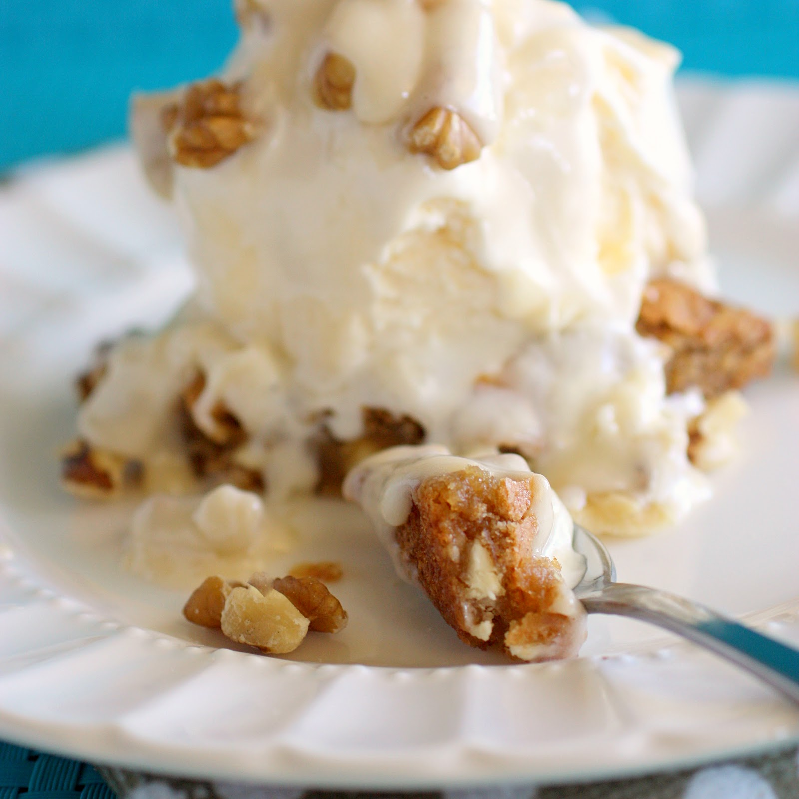 over at Tablespoon with this Maple Walnut Blondie recipe.