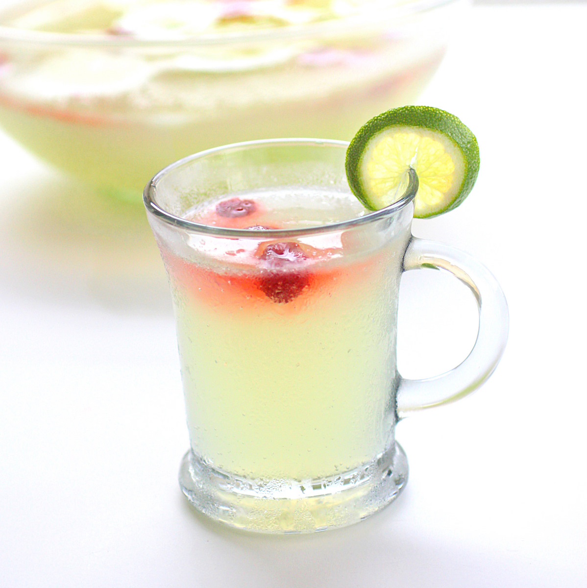 Limeade punch for Punch com