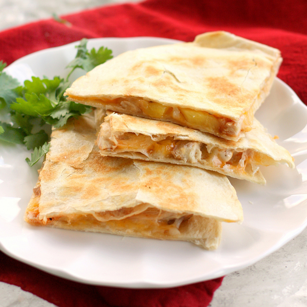 Chicken Quesadillas Recipes — Dishmaps