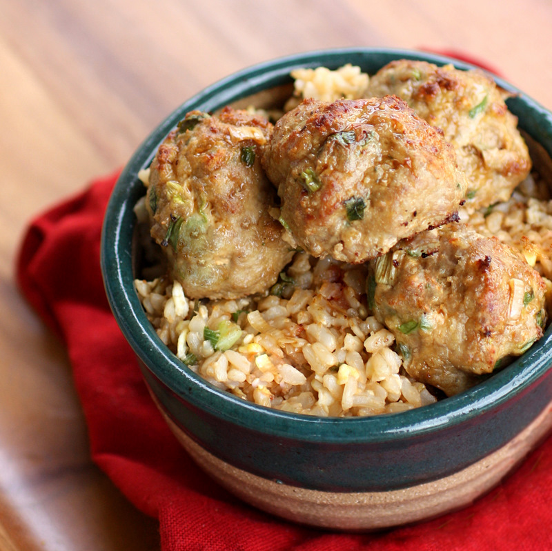 Asian turkey meatballs with lime dipping sauce forumfinder Choice Image