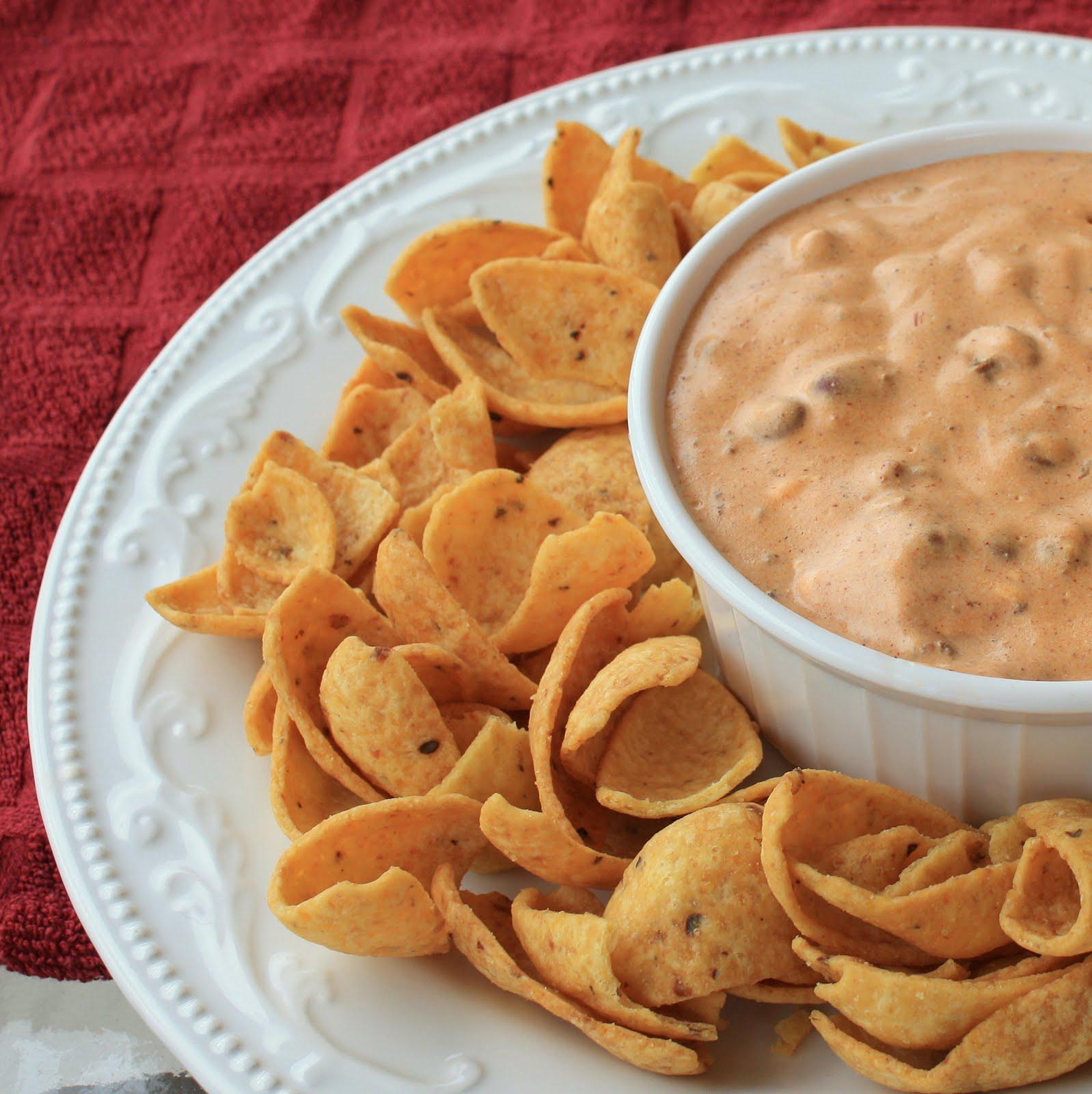 dips with cream cheese