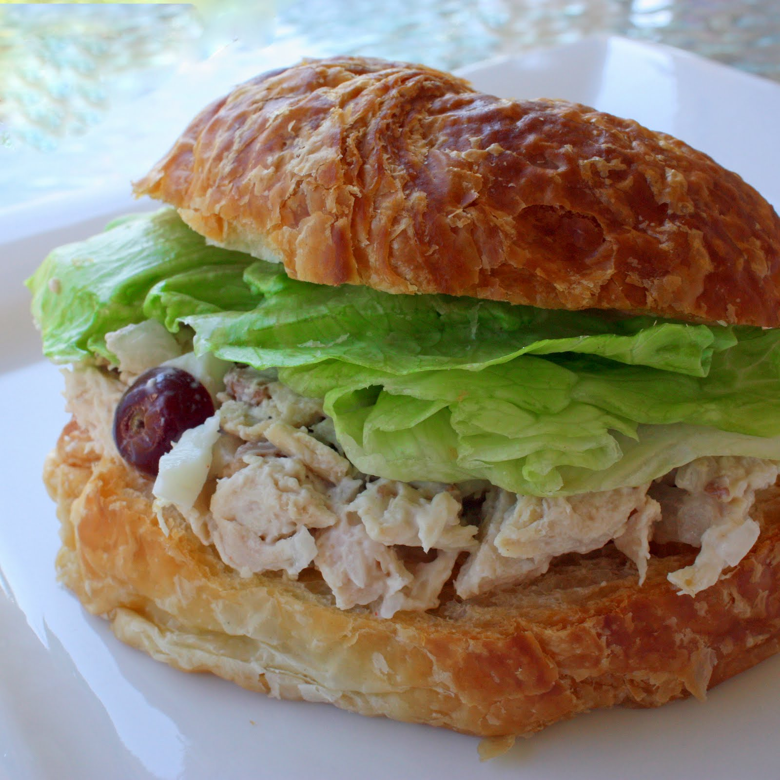 Chicken Salad Sandwiches The Girl Who Ate Everything