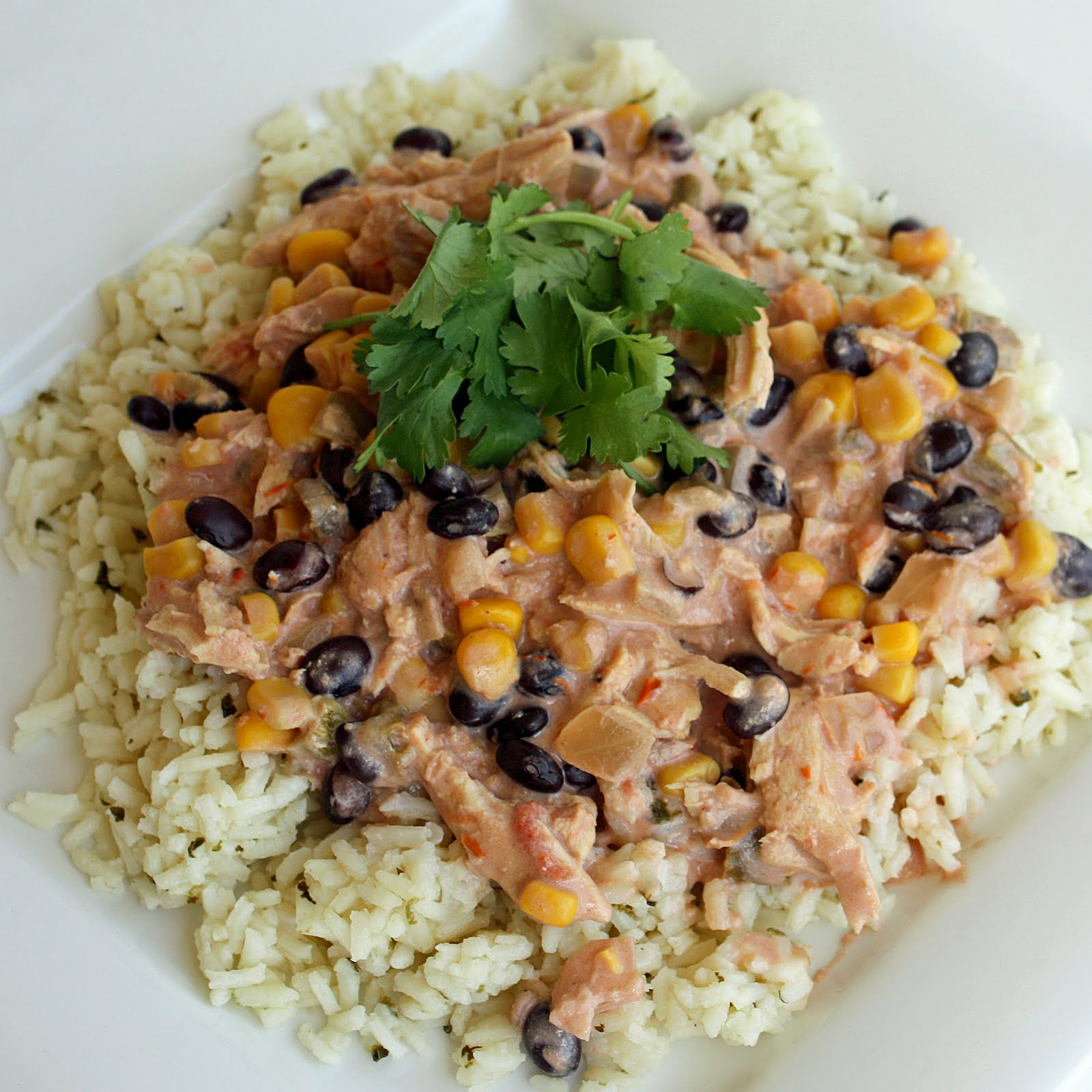 Easy Crockpot Fiesta Chicken