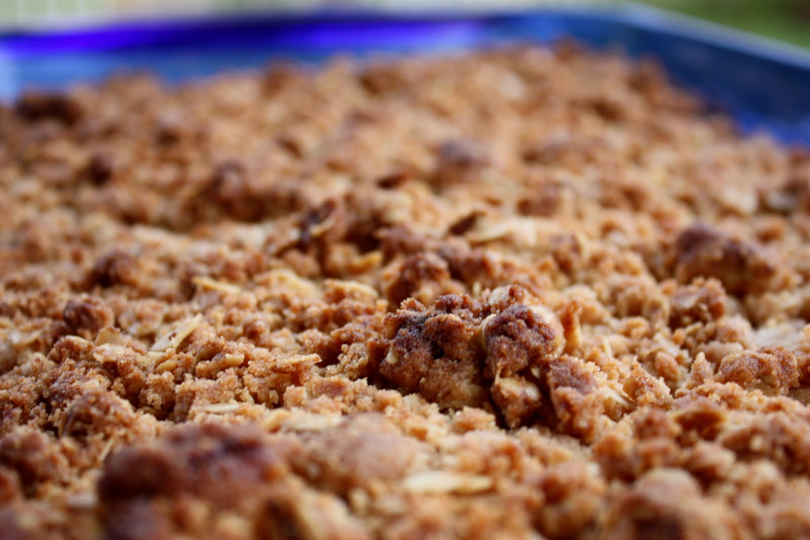 The Perfect Apple Crisp | The Girl Who Ate Everything