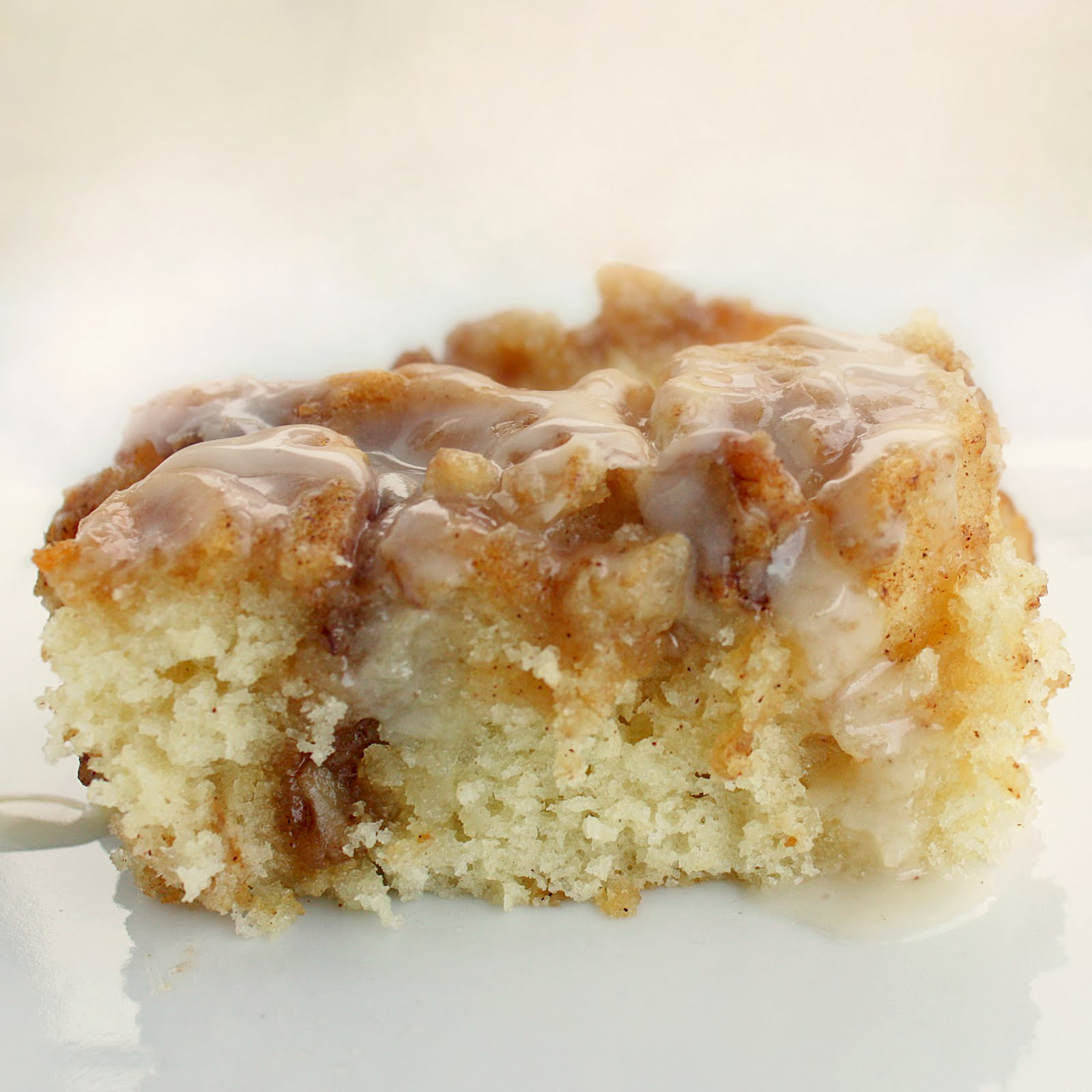 Cinnamon Rolls With Cake Flour Recipe