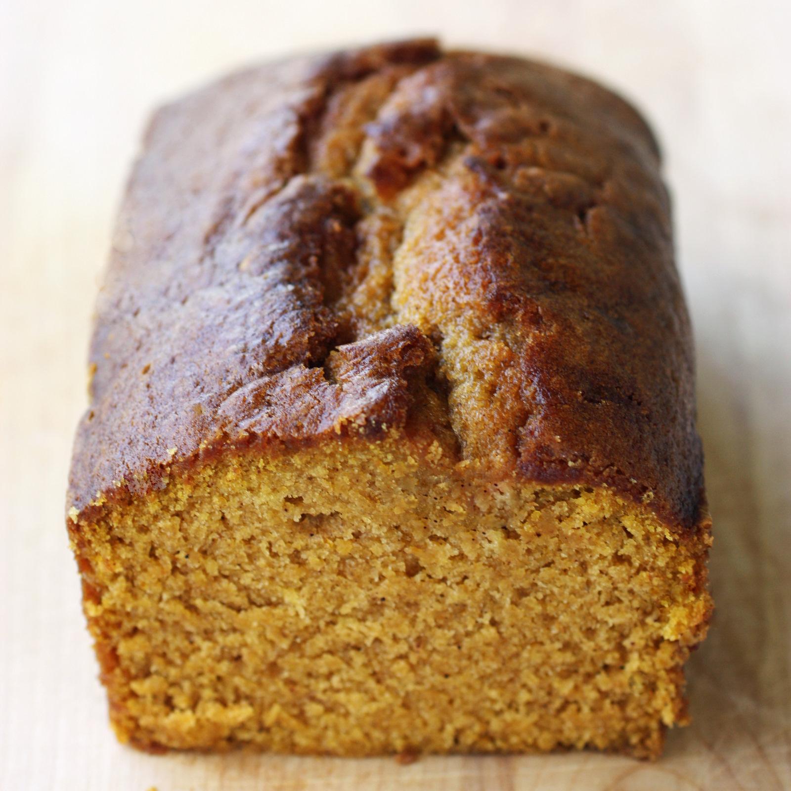 Sheris Pumpkin Bread