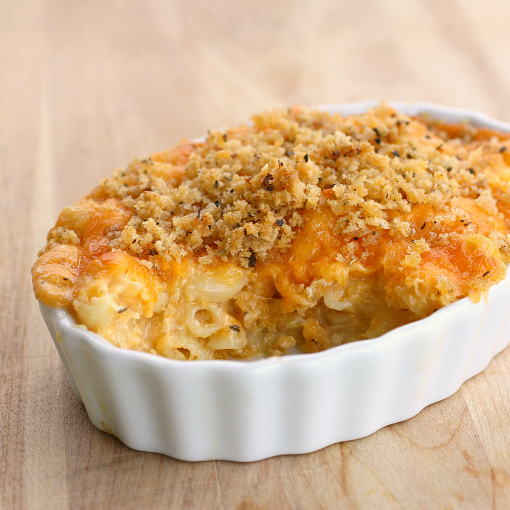 Baked Macaroni And Cheese I Recipe — Dishmaps