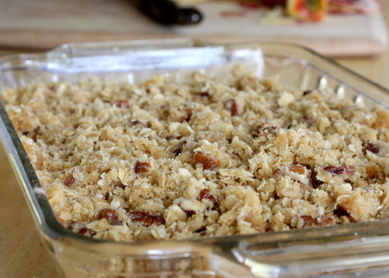The Perfect Apple Crisp Recipe The Girl Who Ate Everything