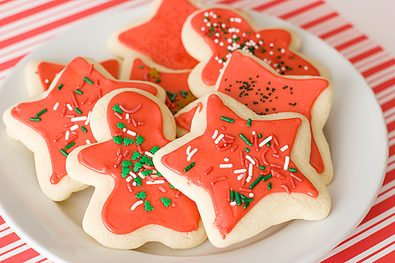 Day 7 of 12 Days of Christmas Cookies: Sugar Cookies from Taste and ...