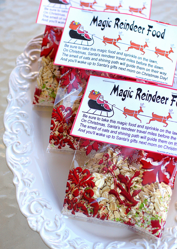 Magic reindeer food last year forumfinder Choice Image